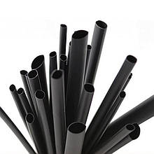 Термозбіжна трубка з клейовим шаром 3: 1 HST-AL-3-1 3,2 / 1 Чорний