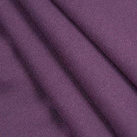 Декоративная ткань однотонная Канзас Фиолетовый