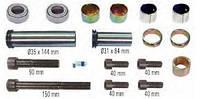 Ремкомплект суппорта, направляющих+втулки+пыльники MERITOR Elsa 2 ( HD ) 3300028