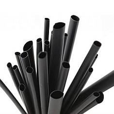 Термозбіжна трубка з клейовим шаром 3: 1 HST-AL-3-1 6,4 / 2,2, чорний, фото 2