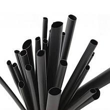 Термозбіжна трубка з клейовим шаром 3: 1 HST-AL-3-1 6,4 / 2,2, чорний