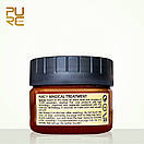 Восстанавливающая маска для волос PURC PURE Magical Treatment с аргановым маслом и кератином 60 ml, фото 2