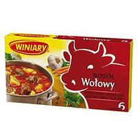Кубик говяжий обезжиренный Winiary