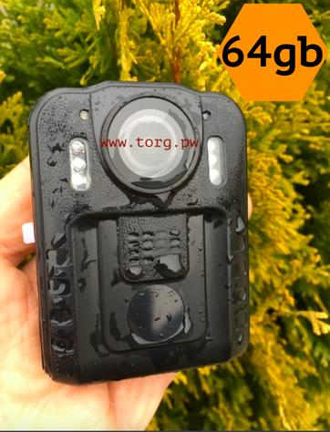 Камера нагрудная ШТОРМ-0