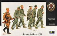 1:35 Немецкие пленные, Master Box 3517;[UA]:1:35 Немецкие пленные, Master Box 3517
