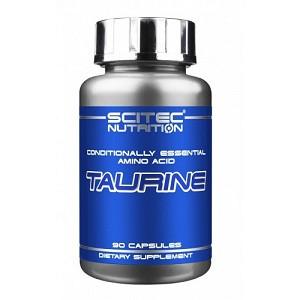 Аминокислоты Scitec Nutrition Taurine(90 капсул.)