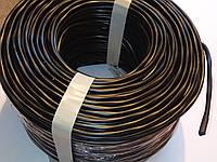 Комбинированный кабель для систем видеонаблюдения медный КВК П2+2*0,75 наружный, фото 1