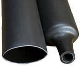 Термозбіжна трубка з клейовим шаром 3: 1 HST-AL-3-1 39 / 13,5, чорний, фото 3