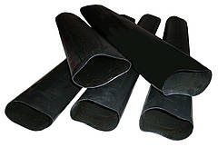 Термозбіжна трубка з клейовим шаром 3: 1 HST-AL-3-1 39 / 13,5, чорний