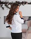 Блузка с круглым воротником, фото 5