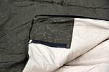 Тактический спальный мешок (до -5) спальник для похода весна и осень, фото 10