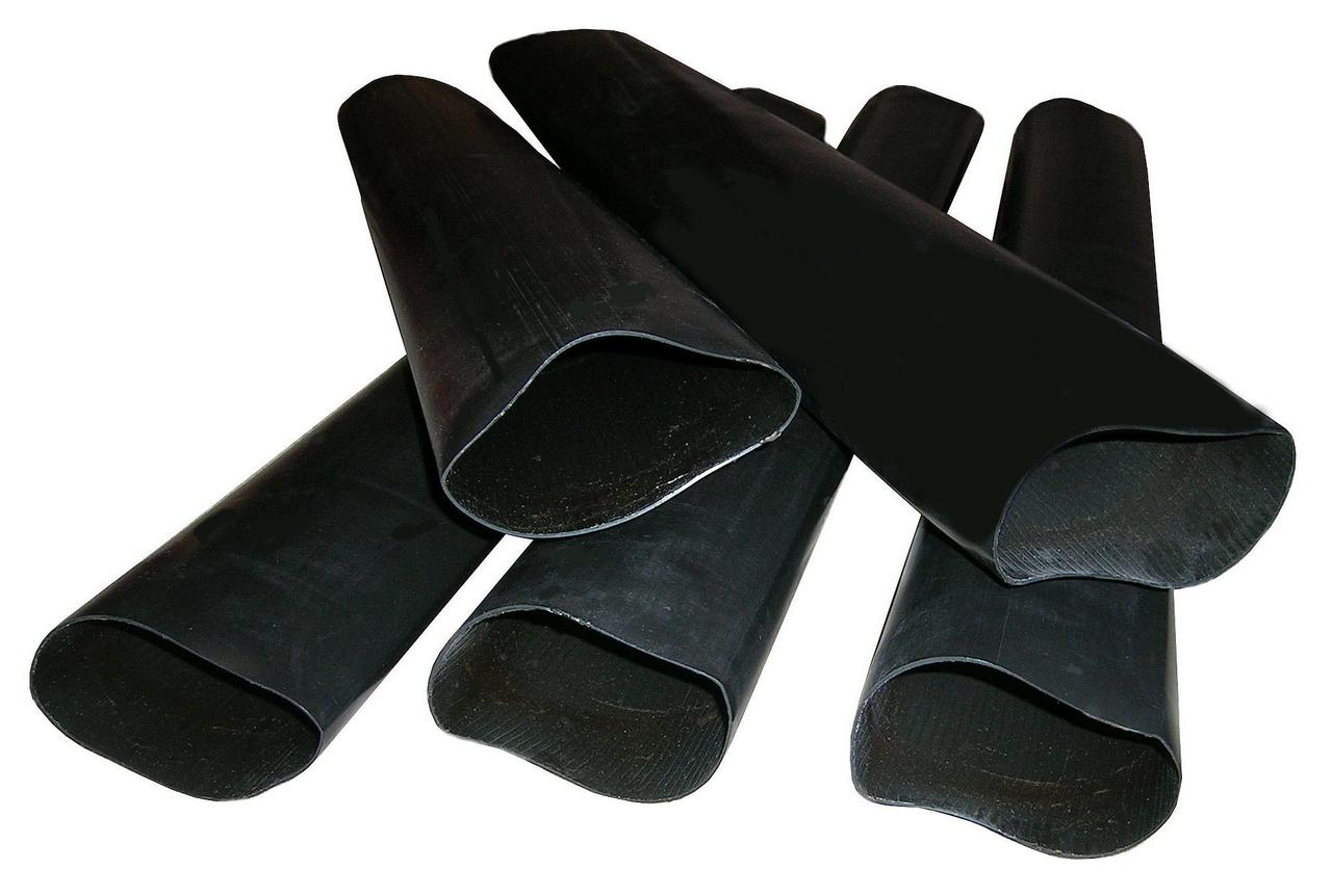 Термозбіжна трубка з клейовим шаром 3: 1 HST-AL-3-1 50/17, чорний