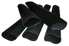 Термозбіжна трубка з клейовим шаром 3: 1 HST-AL-3-1 50/17, чорний, фото 2