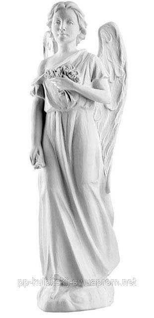 Скульптура Ангела пам'ятник гранітний 2368
