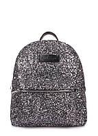 Рюкзак женский POOLPARTY xs-bckpck-glitter, фото 1
