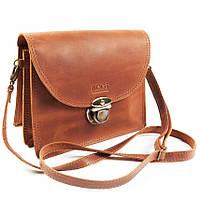 eede6bfc6371 Киев. Женская коричневая сумка ручной работы из кожи BOGZ Iren P44M10S3