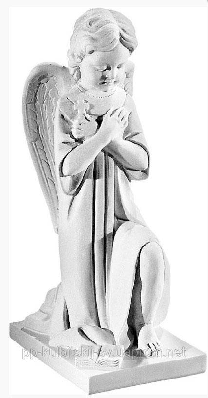 Декор для памятников скульптура Ангела  К2074/43