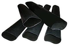 Термозбіжна трубка з клейовим шаром 3: 1 HST-AL-3-1 75/25, чорний