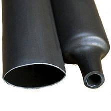 Термозбіжна трубка з клейовим шаром 3: 1 HST-AL-3-1 75/25, чорний, фото 3