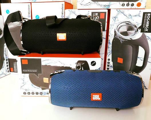 Bluetooth FM Колонка в Стиле JBL Xtreme mini Мобильная с Ремнем, фото 2