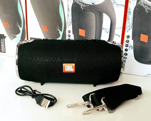 Bluetooth FM Колонка в Стиле JBL Xtreme mini Мобильная с Ремнем, фото 3