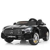 Детский двухместный электромобиль Mercedes M 3905 EBLR-2