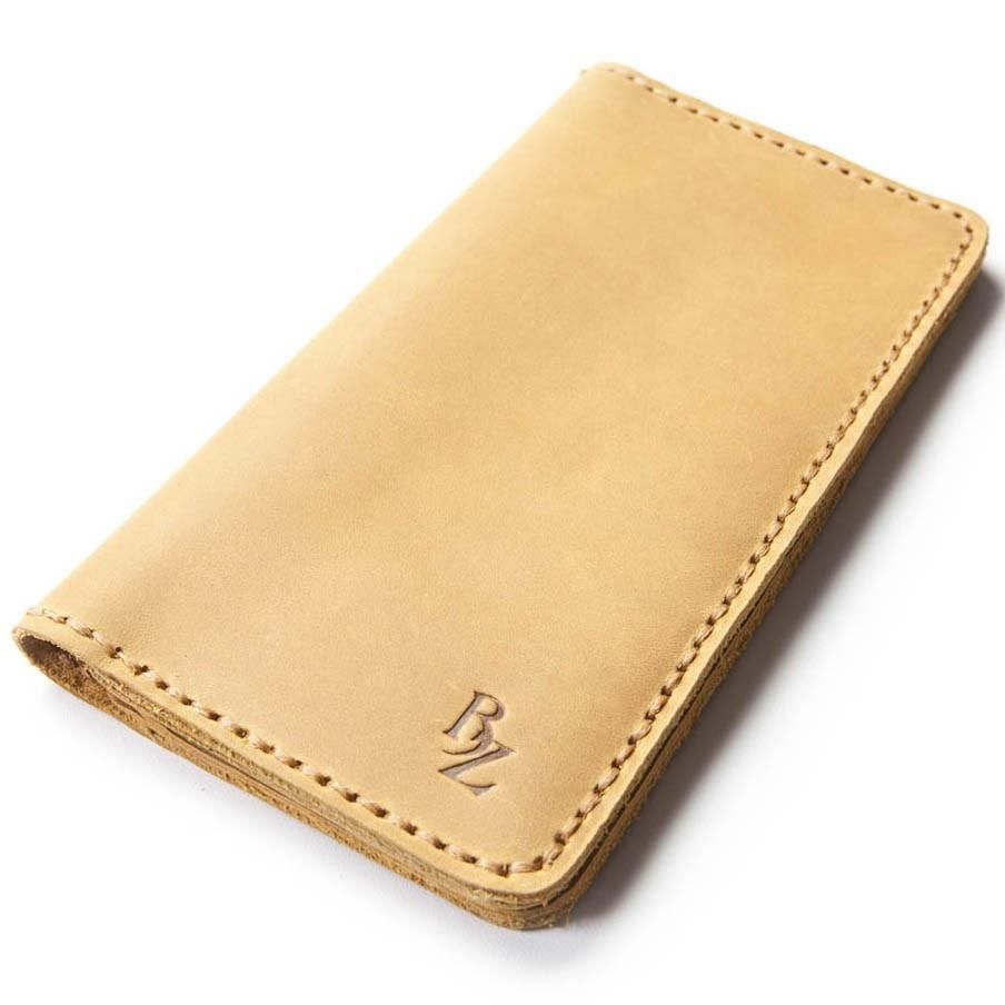 b24c152ab3d4 Женское портмоне ручной работы из кожи BOGZ Long CH Yellow P48M38S2 -  Arion-store -