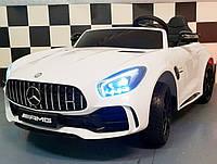 Детский двухместный электромобиль Mercedes M 3905 EBLR-1