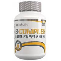 Витамины и минералы Biotech USA B-Complex(60 таб.)