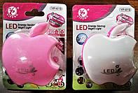 Ночник- Светильник с выключателем  APLE., фото 1