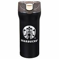 Термокружка 0,35 л Starbucks черная