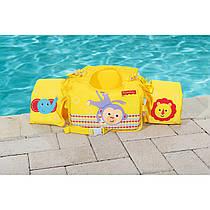 Детский жилет для плавания с нарукавниками
