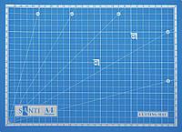 952425 Коврик самовосстанавливающийся для резки, А4 30*21 см
