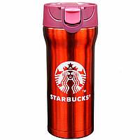 Термокружка 0,35 л Starbucks красная