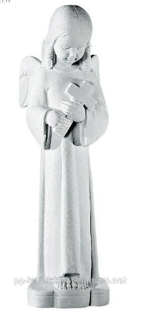 Скульптура Ангела на пам'ятник гранітний К333
