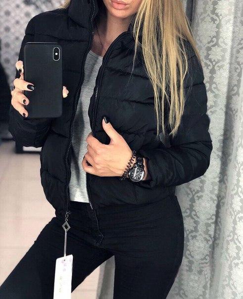 Курточка женская на синтепоне