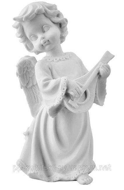 Ритуальна скульптура Ангелочка пам'ятник гранітний К2818/17