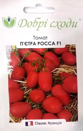 Семена томата Пьетра Росса F1 20шт ТМ ДОБРІ СХОДИ