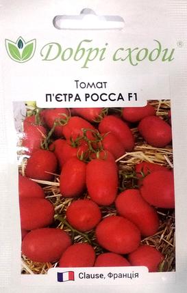 Семена томата Пьетра Росса F1 20шт ТМ ДОБРІ СХОДИ, фото 2