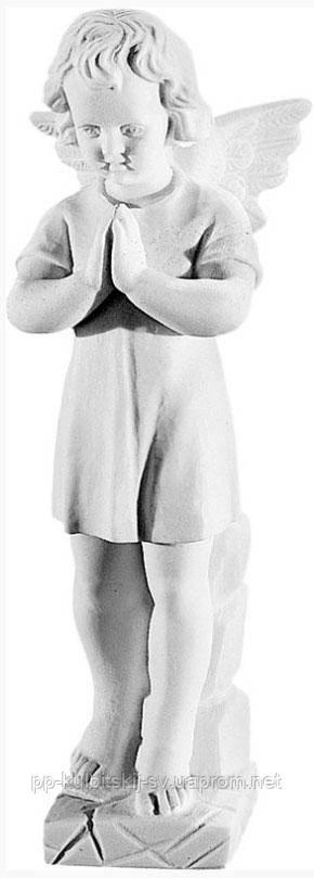 Скульптура Ангелочка на могилу К84/25,5