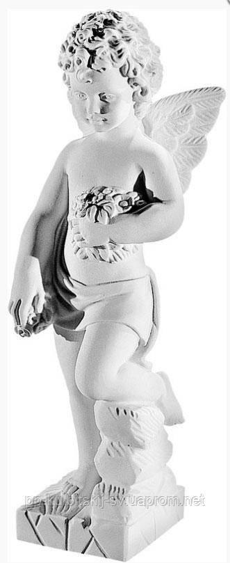 Скульптура Ангелочка пам'ятник Kosmolux66/44