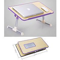 Стіл для ноутбука Multi-function laptop desk, фото 1