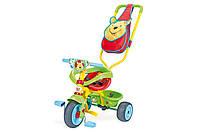 Оригинал. Велосипед трехколесный с сумкой Be Fun Confort Winnie Smoby 444160
