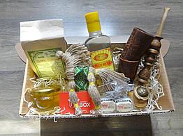 """Необычный и оригинальный подарок мужчинам - набор """"Craft мужской"""" от Ukrainian Gift Box"""
