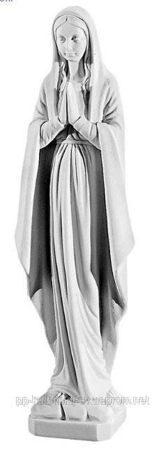 Ритуальна скульптура на могилу Божої Матері К004