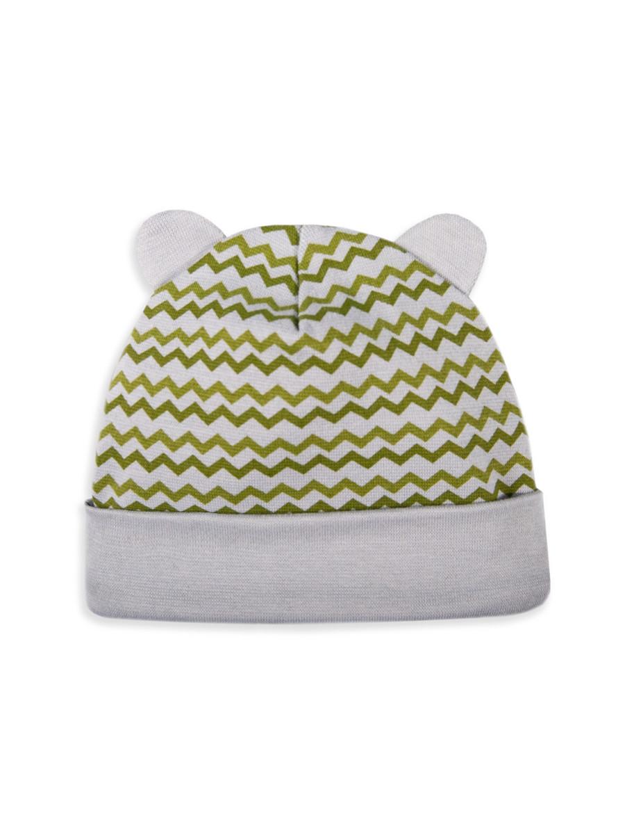Чепчики шапочки для малышей размер 40-42