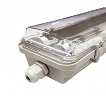 Світильник під LED лампу 2х1200 мм IP65