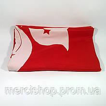 Флаг Гонконга (Аппликация) - (1м*1.5м)