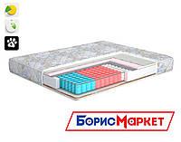 Матрас ортопедический Matroluxe MONTANA / МОНТАНА POCKET SPRING+КОКОС двусторонний зима/лето