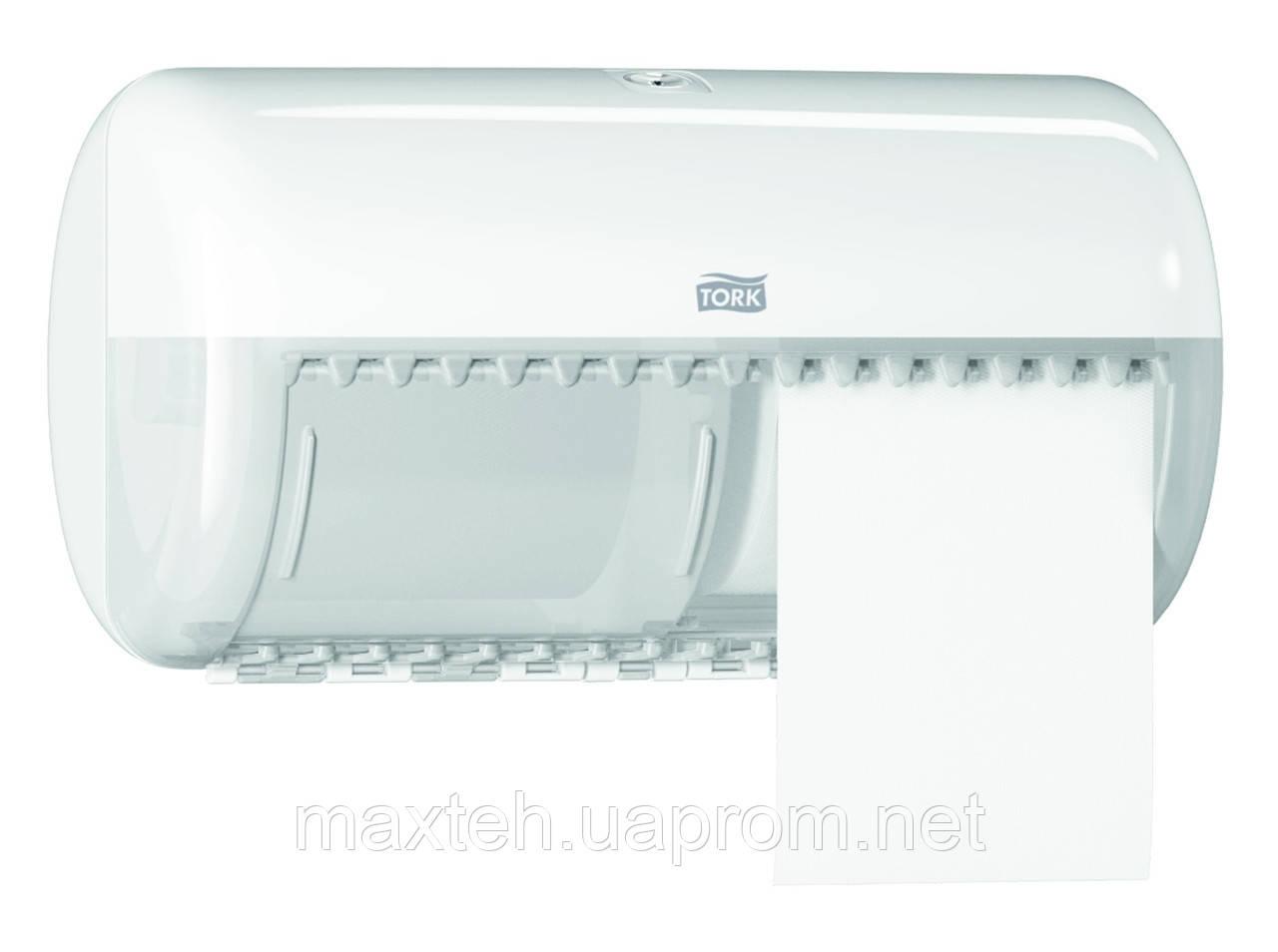 Диспенсер для туалетной бумаги в стандартных рулонах Tork
